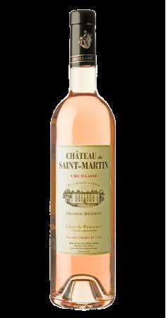 Château de Saint Martin Côtes de Provence Rosé 2017