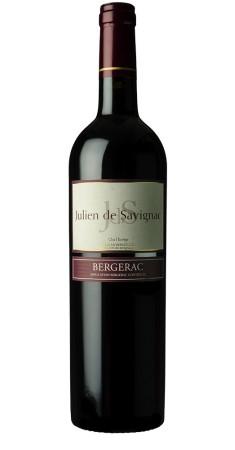 Julien de Savignac rouge Bergerac Rouge 2016