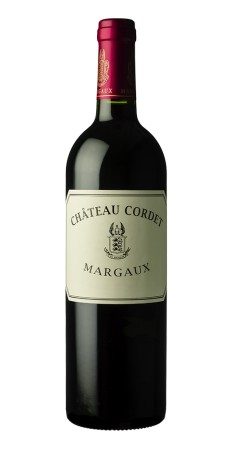 Château Cordet - 2nd Vin Margaux Rouge 2012