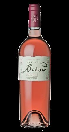 Château Briand Rosé  Rosé 2016